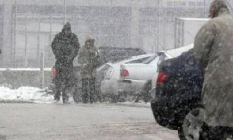 Έρχεται σφοδρό κύμα κακοκαιρίας - Πού θα χιονίσει