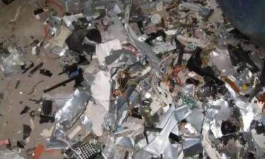 Έτσι πάνε για ανακύκλωση οι ηλεκτρονικοί υπολογιστές! (βίντεο)