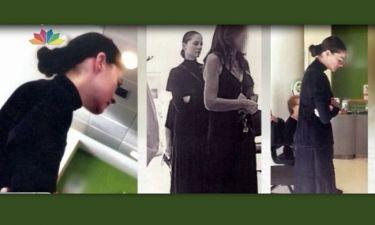 Ναταλία Λιονάκη: Φανερά αδυνατισμένη, ζει ως δόκιμη μοναχή
