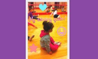 «Το πρώτο δοκιμαστικό μάθημα στο μπαλέτο και οι παιδικές μου αναμνήσεις»
