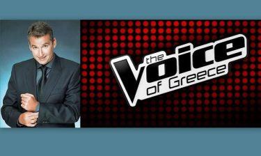 Λιάγκας: Πριν δέκα μέρες αρνιόταν ότι θα είναι παρουσιαστής του «The Voice» τώρα ήρθε η επίσημη ανακοίνωση