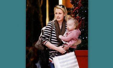 Κρίστη Τσολακάκη: Για ψώνια με την κόρη της