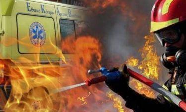 Σπάρτη: Ηλικιωμένος κάηκε μέσα στο σπίτι του