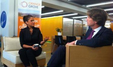 """""""Στην πράξη"""": Ο Ολλανδός πρέσβης  παρουσιάζει το πρόγραμμα, Orange Grove"""