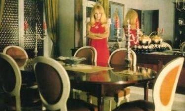 Σπάνιο φωτογραφικό υλικό από το σπίτι της Αλίκης Βουγιουκλάκη