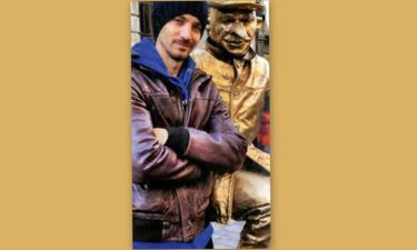 Δημήτρης Λαγιόπουλος: Ταξίδι στο Λονδίνο
