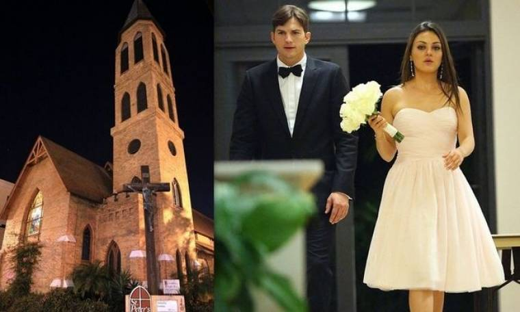 Kutcher-Kunis: Παντρεύτηκαν;