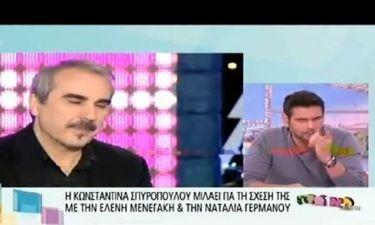 Έξαλλος ο Ουγγαρέζος με τον Περρή! Γιατί του «επιτέθηκε» on air