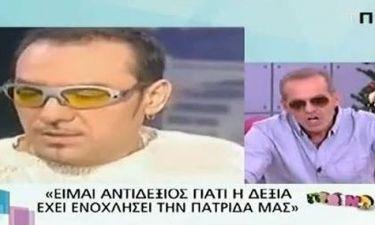 Ο Κωστόπουλος ειρωνεύεται τον Σφακιανάκη