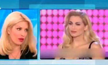 Η Μενεγάκη σχολιάζει τα όσα είπε η Σπυροπούλου στο «Όλα Τρέλα»
