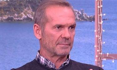 Κωστόπουλος: «Το θέμα Σφακιανάκη είναι τόσο αγράμματο, που βαρέθηκα»