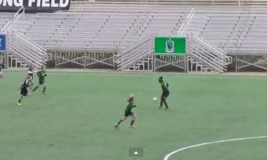 Το ταλέντο του ποδοσφαίρου, είναι γένους θηλυκού (βίντεο)