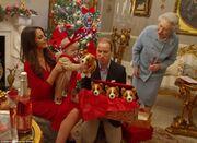 Τα πρώτα Χριστούγεννα του γιου της Kate Middleton και του πρίγκιπα William!