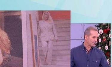 Ο Κωστόπουλος σχολιάζει τις αποκαλύψεις της Τζένης Χειλουδάκη!