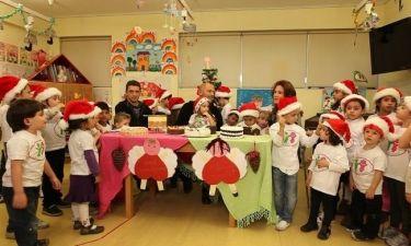 Χριστουγεννιάτικα γλυκά από τον Στέλιο Παρλιάρο για τα παιδιά!