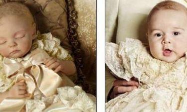 O George Alexander Louis έγινε…  κούκλα αξίας 150 ευρώ