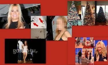 Η αποκάλυψη της Σκορδά για την εγκυμοσύνη, τα κλάματα της Μπεκατώρου και τα Χριστουγεννιάτικα δέντρα των επωνύμων!