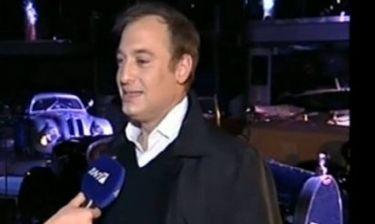 """Χρήστος Φερεντίνος: «Αποσύρθηκα διακριτικά, ούτε """"γεια"""" δεν είπα με την τηλεόραση»"""