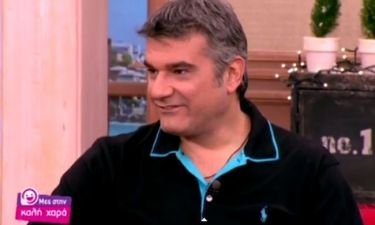 Δείτε τον Κώστα Αποστολάκη να μιλάει με τον Νίκο Ζωιδάκη χωρίς να γνωρίζει ότι βρίσκονται on air