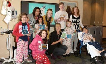 Η Heidi Klum βρέθηκε κοντά στα παιδιά! (Φωτογραφίες)