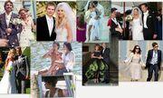 Οι γάμοι που μας απασχόλησαν και με το… παραπάνω
