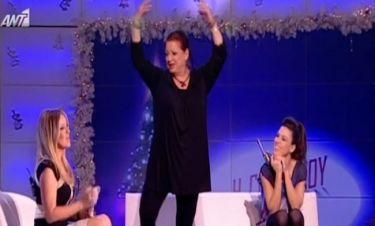 «Η Γερμανού ξανάρχεται»: Η Τζέσυ Παπουτσή χόρεψε τη «Λίμνη των κύκνων»