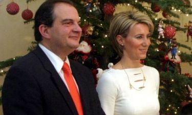 Χριστούγεννα στην Ιταλία για το ζεύγος Καραμανλή