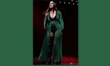 Ελισάβετ Σπανού: «Δεν με νοιάζει που σχολιάζουν τα ρούχα μου»