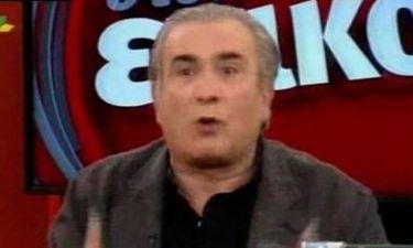 Λαζόπουλος για Λιάπη: «Είμαι σίγουρος ότι οι αστυνομικοί δεν πίστευαν ότι η βλακόφατσα αυτή έχει υπουργέψει»