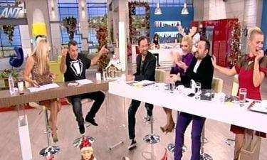 Παραμονή Χριστουγέννων και Σκορδά-Σταμάτη τσακώθηκαν on air!