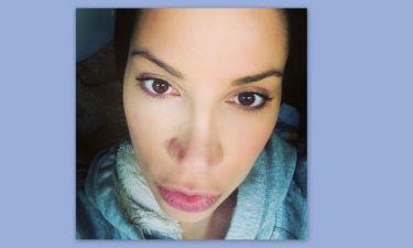 Η Μαριάντα Πιερίδη πόσταρε στο διαδίκτυο το υπερηχογράφημα του μωρού της