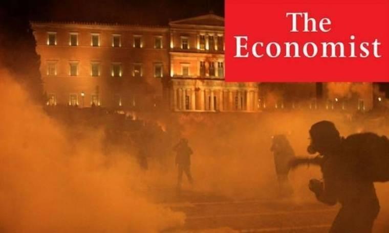 Economist: Κίνδυνος αναταραχής στην Ελλάδα