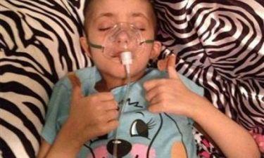 Συγκλονιστική ιστορία: Tα τελευταία Χριστούγεννα της 8χρονης Laney