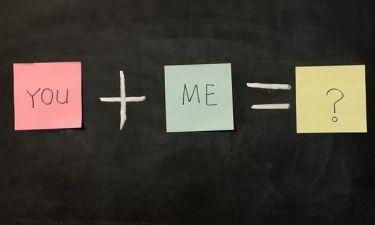 Ζευγάρια: Η σχέση σε απλά μαθηματικά!