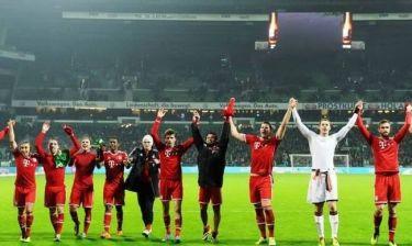 Bundesliga: Η Μπάγερν και οι άλλοι... (photos+videos)