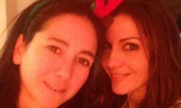 Οικογενειακά Χριστούγεννα για την Δέσποινα Βανδή!