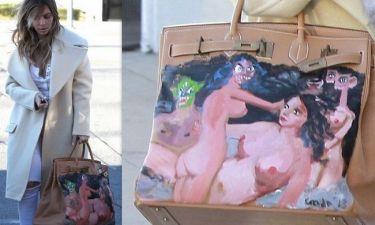 Kim Kardashian: Η πανάκριβη τσάντα που της πήρε δώρο για τις γιορτές ο Kanye