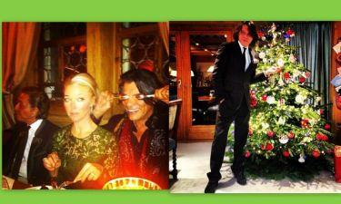 Ηλίας Ψινάκης: Φωτογραφίες από τις χριστουγεννιάτικες διακοπές του!