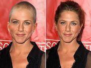 Ξύρισε το κεφάλι της η Jennifer Aniston;