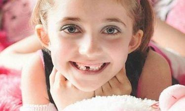 «Έφυγε» από την ζωή το 8χρονο κοριτσάκι που ένωσε εκατοντάδες ανθρώπους με μια ευχή