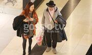 Ηλίας Λογοθέτης: Για ψώνια με την σύζυγό του