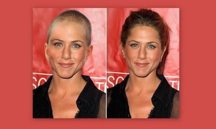 Jennifer Aniston: Διέψευσε τις φήμες ότι ξύρισε τα μαλλιά της