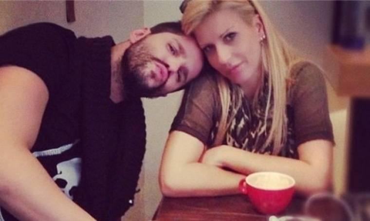 Γιώργος Τσαλίκης: Για καφέ με την σύζυγό του, Δώρα