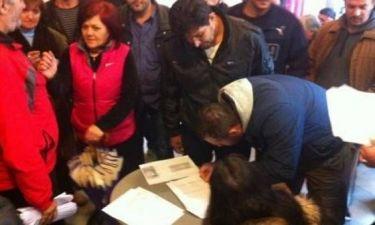 Αγρίνιο: Πάνω από 700 άτομα έδωσαν 25 ευρώ αντί για τέλη κυκλοφορίας!