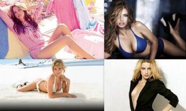 Οι 20 πιο sexy γυναίκες του 2013 είναι αυτές!