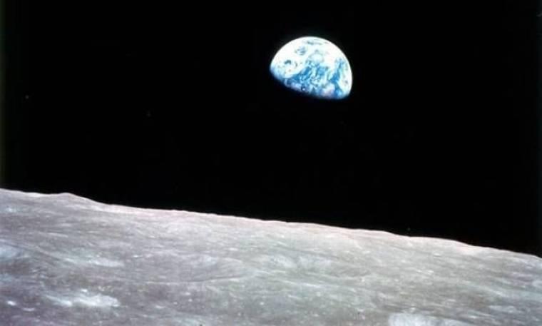 Δείτε πώς τραβήχτηκε η περίφημη φωτογραφία «Ανατολή της Γης» (Video)