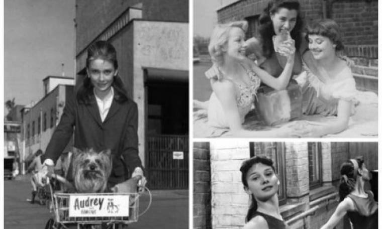 20 σπάνιες φωτογραφίες της Audrey Hepburn (slideshow)