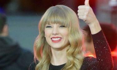 Τέιλορ Σουίφτ: Πρώτη στην λίστα με τους μεγαλύτερους φιλάνθρωπους σταρς για το 2013