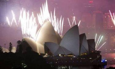 Το Σίδνεϊ υποδέχθηκε το 2014 (Video)