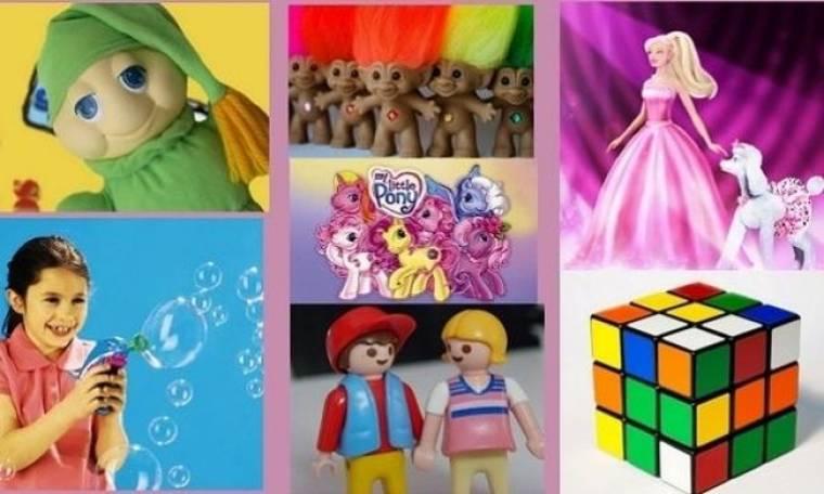 Τα παιχνίδια που αγαπήσαμε τον τελευταίο αιώνα! (εικόνες)